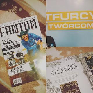 """Magazyn """"Fantom"""", czyli to co widmowe lamparty lubią najbardziej!"""