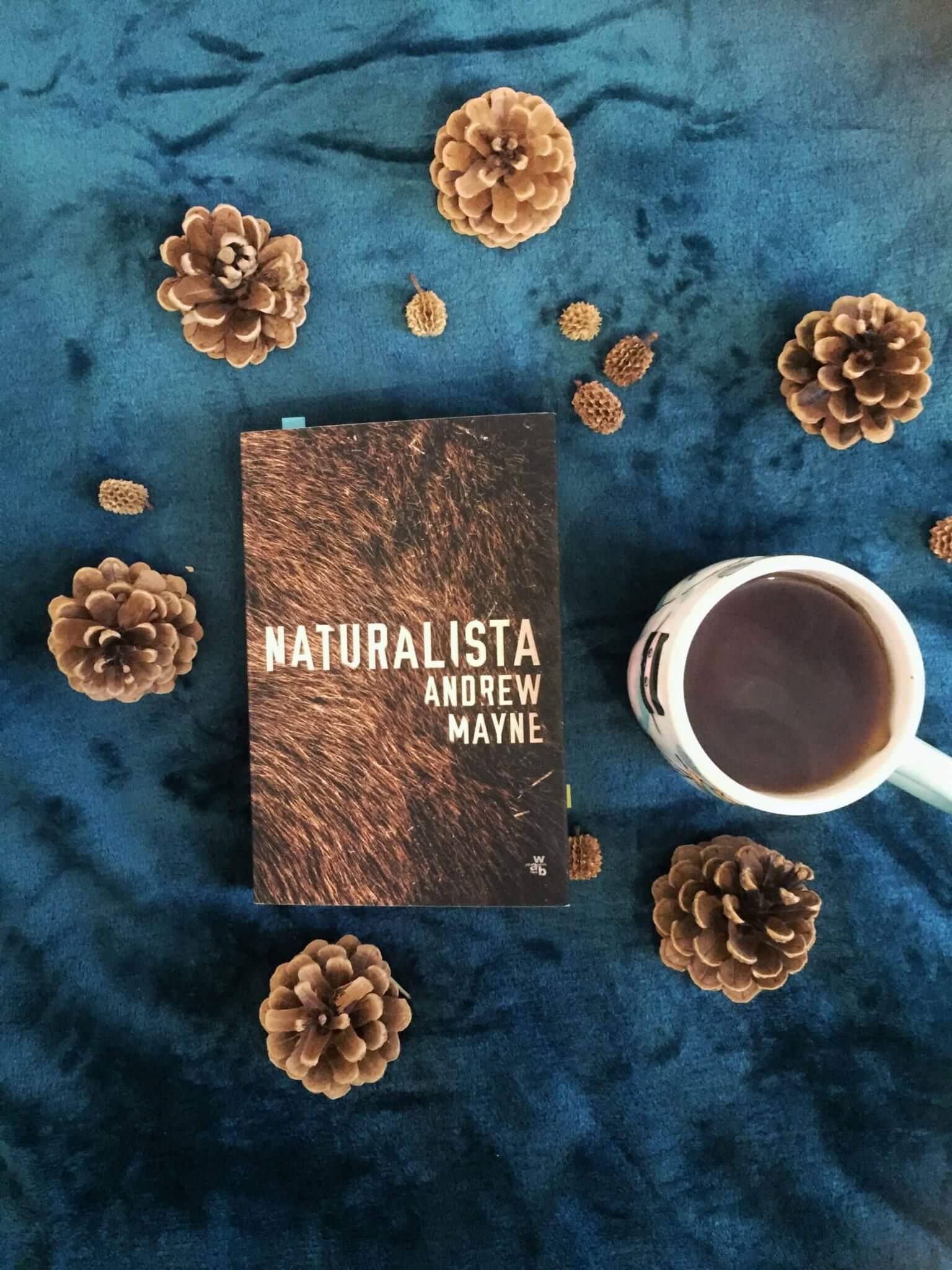 """Film na papierze, czyli """"Naturalista"""" Andrew Mayne'a"""
